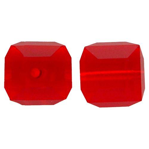 Crystal Cube Captive beads made by Swarovski-4MM-LIGHT SIAM