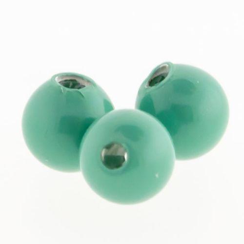 Swarovski® Pearls Captive Bead-3MM-JADE PEARL