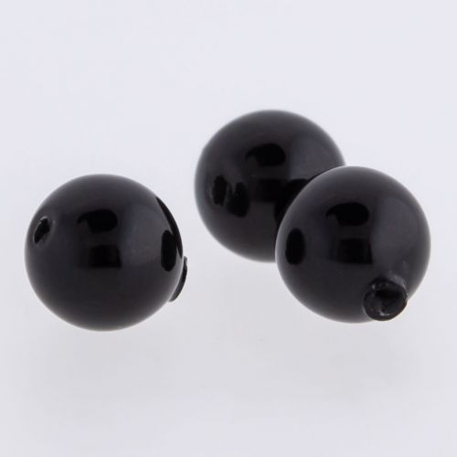 Swarovski® Pearls Captive Bead -4MM-MYSTIC BLACK PEARL