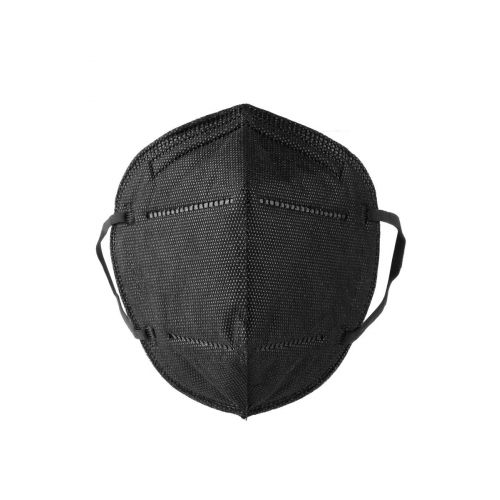 Black KN95 Face Mask 10pc pack