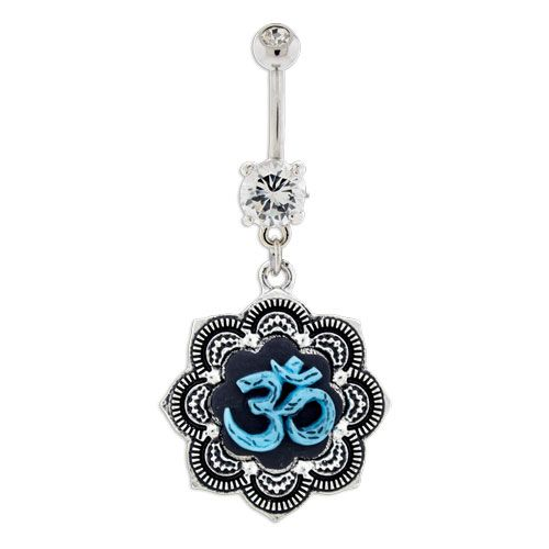 OHM BELLY RING