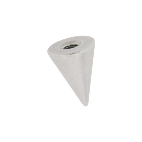 REPLACEMENT CONE FOR EXTERNALLY THREADED JEWELRY- 14G 5MMx7MM
