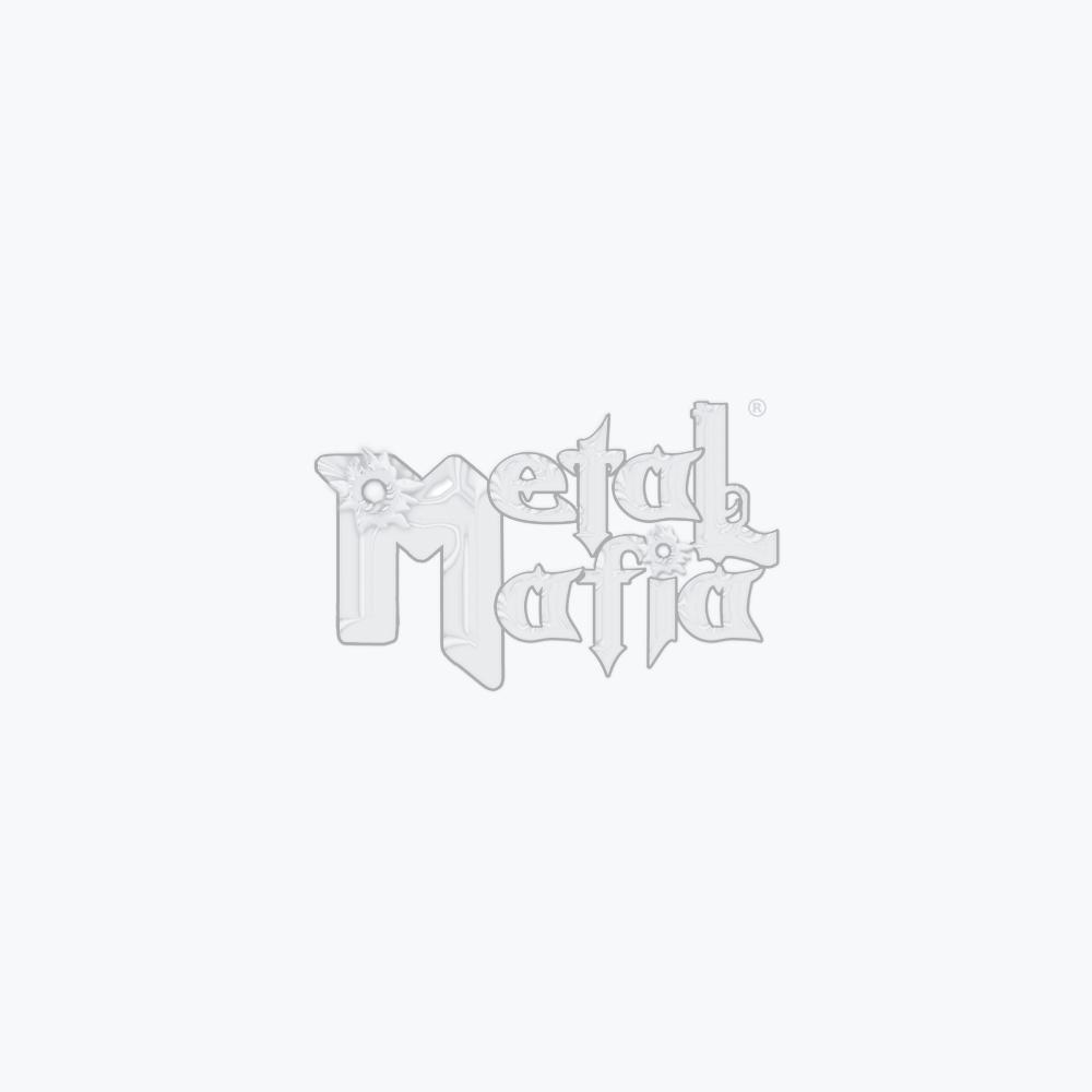 BLACK MIDNIGHT 3D SPIRAL GLASS EAR HANGER