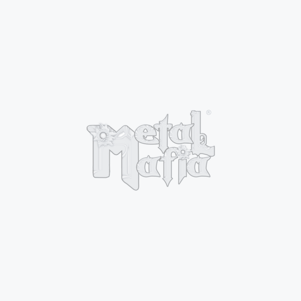 GLASS ELECTRIC BLUE SPIRAL