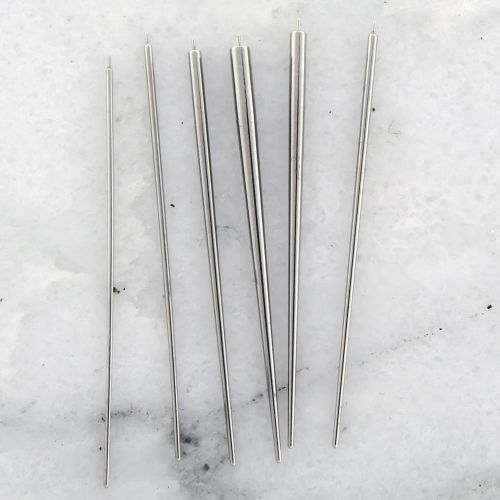 STEEL PIN TAPERS