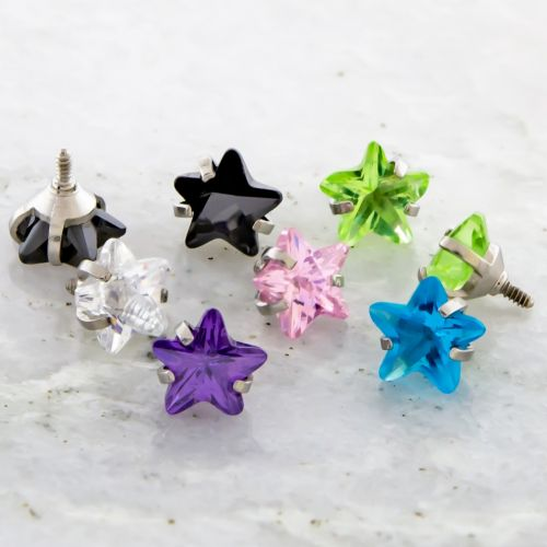 16G/18G STAR GEM PRONG SET REPLACEMENTS