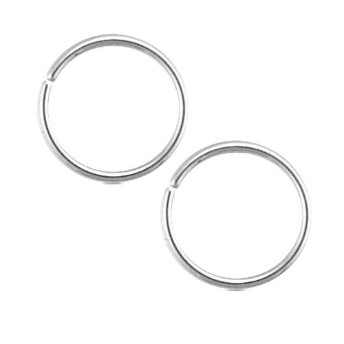18G STEEL SEAMLESS RINGS