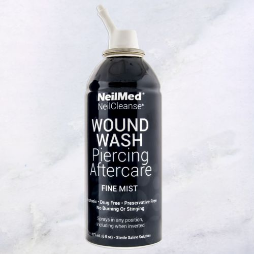 NEILMED ALL NATURAL PIERCING AFTERCARE