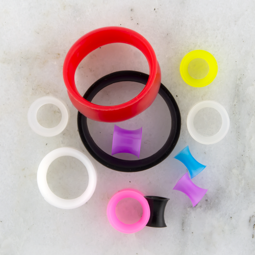 THIN WALL SILICONE TUNNELS FROM 6G-50MM.