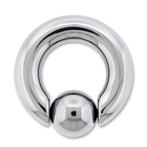 2G TITANIUM CAPTIVE BEAD RING
