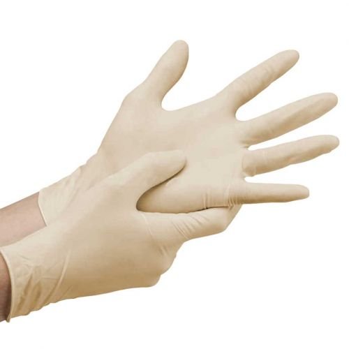 VITEX Vinyl Powder Free (PF) Exam Gloves By Adenna