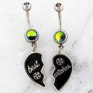 14G BEST WITCHES NAVEL RING