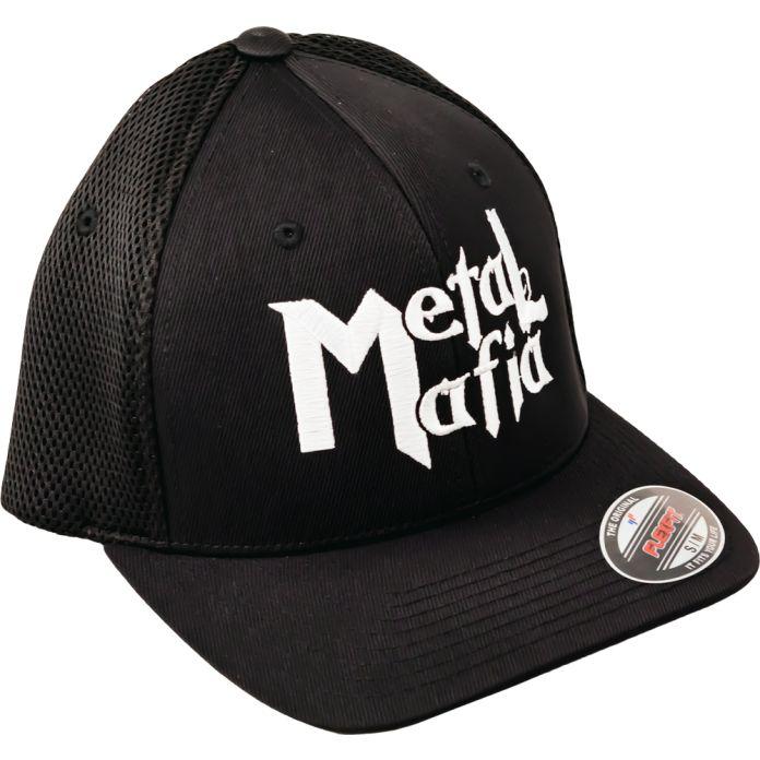 METAL MAFIA Flexfit - Ultrafiber Mesh Cap